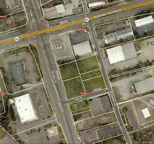 556 W John Street, Matthews, NC 28105 (#3623847) :: Miller Realty Group