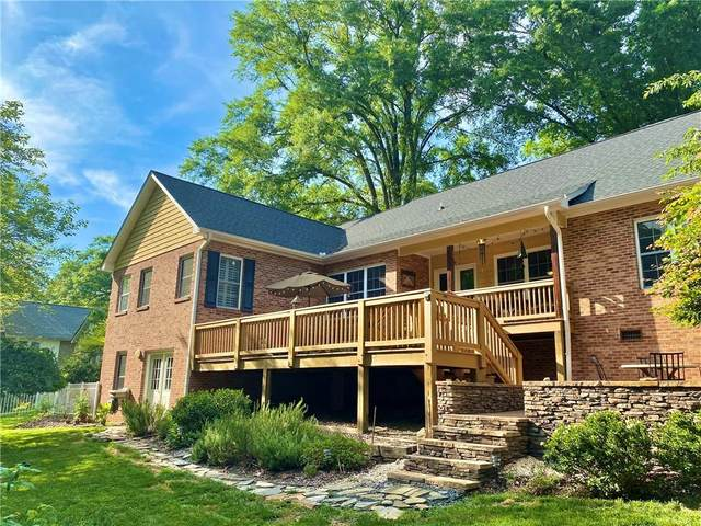 941 6th Avenue Drive NW, Hickory, NC 28601 (#3623938) :: Carlyle Properties