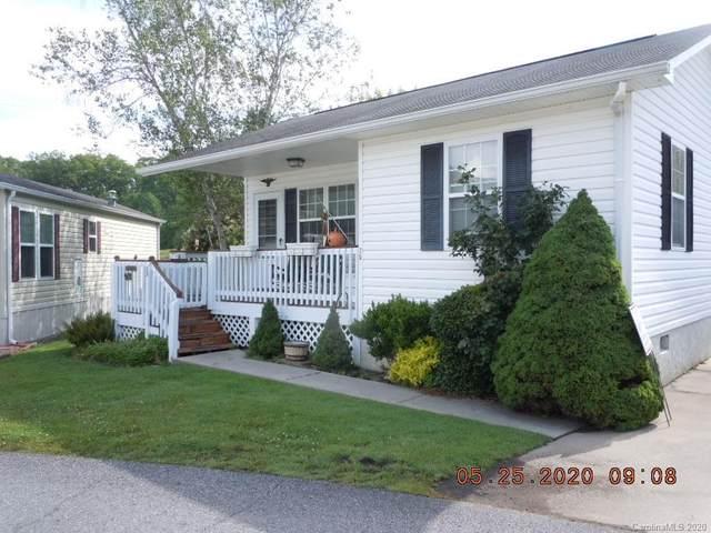75 Summer Place Drive, Waynesville, NC 28785 (#3623990) :: Exit Realty Vistas