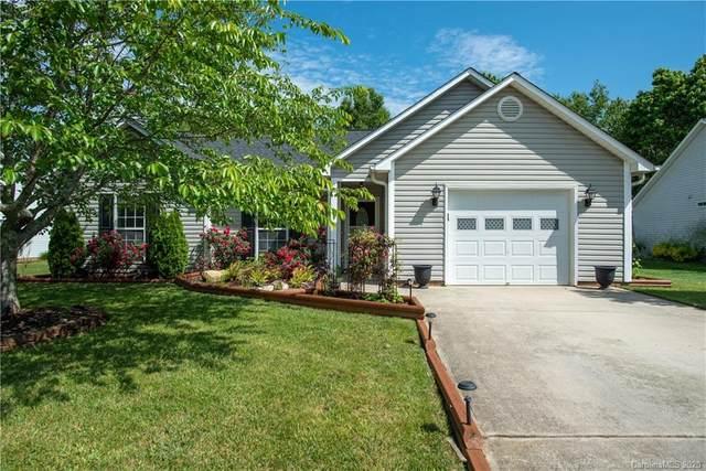 85 English Oak Road, Fletcher, NC 28732 (#3624158) :: Keller Williams Professionals
