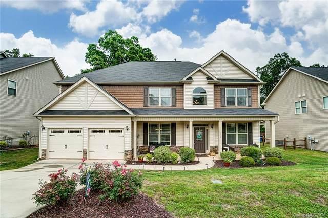112 Kenyon Loop, Mooresville, NC 28115 (#3624325) :: Carlyle Properties