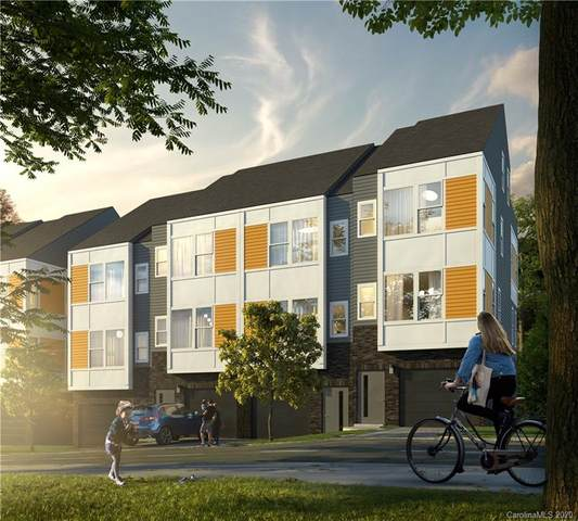 2647 Norfolk Avenue Unit 1, Charlotte, NC 28203 (#3624333) :: Carver Pressley, REALTORS®