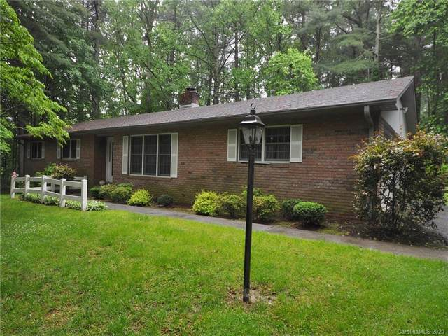 334 Mockingbird Drive, Hendersonville, NC 28792 (#3624487) :: Miller Realty Group
