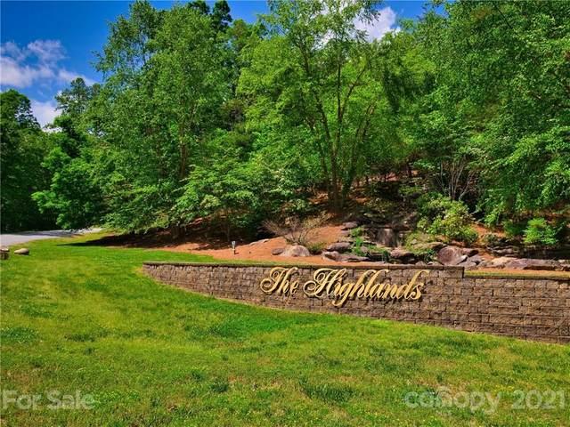 LOT 64 Bear Cliff Way, Lake Lure, NC 28746 (#3624501) :: NC Mountain Brokers, LLC