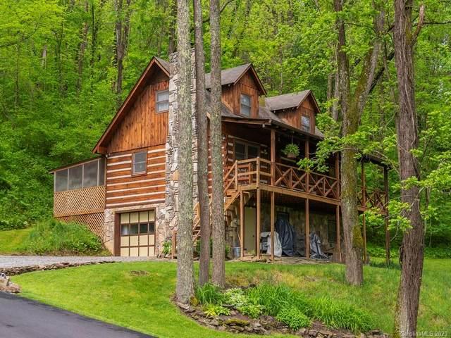 104 Wilderness Trail, Waynesville, NC 28786 (#3624816) :: Miller Realty Group