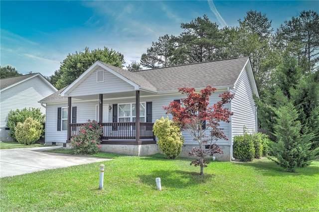 38 Newberry Drive, Fletcher, NC 28732 (#3624861) :: Robert Greene Real Estate, Inc.