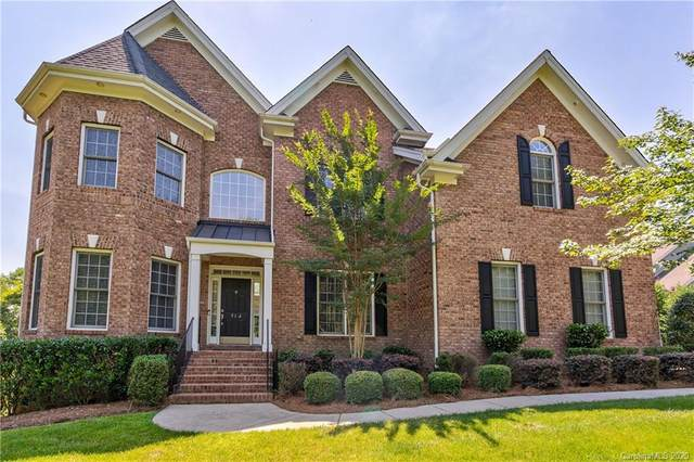 914 Rocky Point Lane, Tega Cay, SC 29708 (#3624911) :: Stephen Cooley Real Estate Group