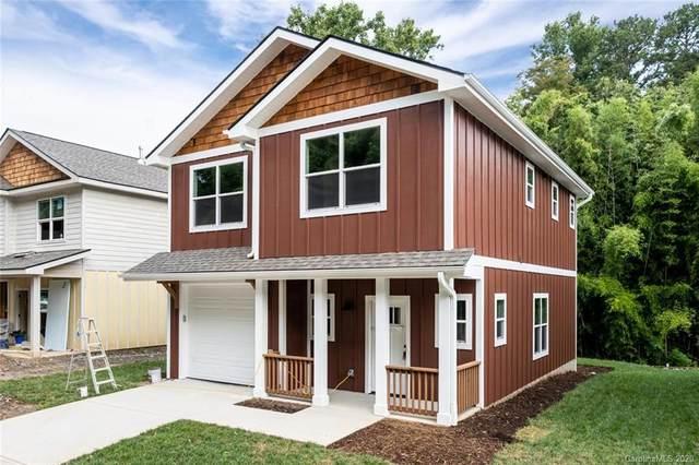 25 Crayton Park Drive #11, Asheville, NC 28803 (#3624964) :: Carlyle Properties