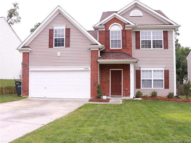 7026 Advocator Lane #268, Charlotte, NC 28216 (#3625073) :: Carolina Real Estate Experts