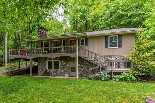 139 Friar Tuck Lane, Maggie Valley, NC 28751 (#3625305) :: Cloninger Properties