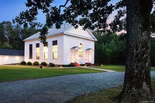 396 Pee Dee Church Road, Mount Gilead, NC 27306 (#3625749) :: LePage Johnson Realty Group, LLC