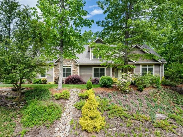 75 Horse Shoe Ridge Trail, Hendersonville, NC 28739 (#3625790) :: Puma & Associates Realty Inc.