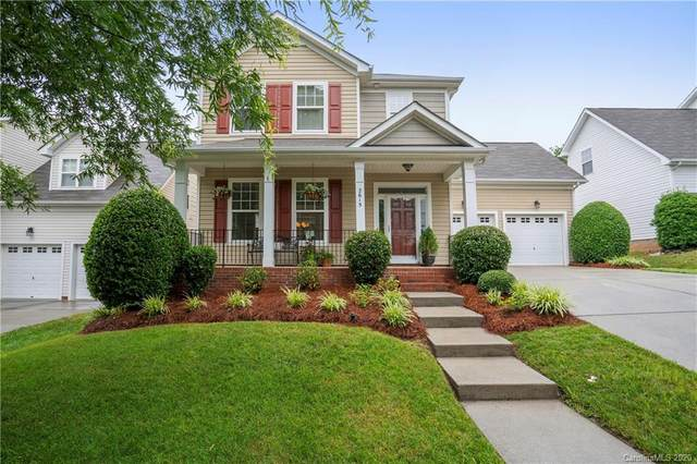 2615 Winding River Drive, Charlotte, NC 28214 (#3626262) :: Carlyle Properties