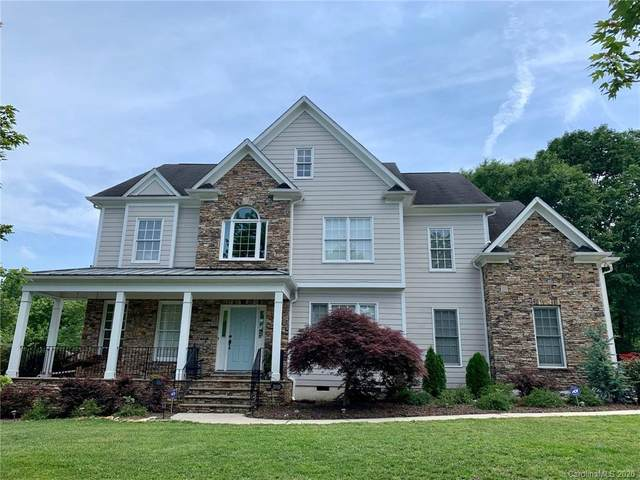 11420 Canoe Cove Lane, Huntersville, NC 28078 (#3626412) :: Mossy Oak Properties Land and Luxury