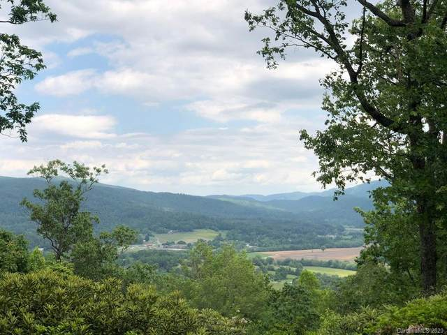 Lot 20 Hawkins Hollow Road, Pisgah Forest, NC 28768 (#3627080) :: Puma & Associates Realty Inc.