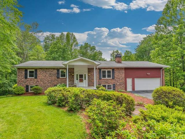 1840 Mountain Page Road, Saluda, NC 28773 (#3627170) :: IDEAL Realty