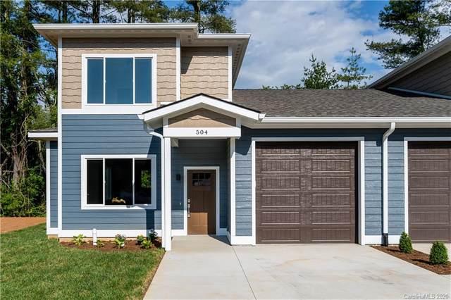 504 Magnolia Creek Lane, Black Mountain, NC 28711 (#3627379) :: Johnson Property Group - Keller Williams