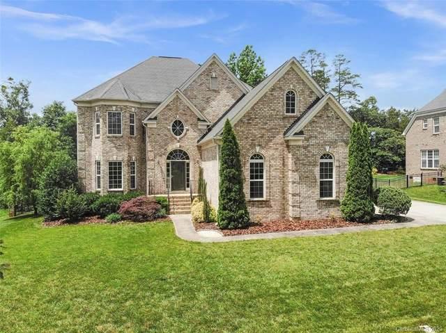 2683 Tyndall Drive, Concord, NC 28027 (#3627679) :: Austin Barnett Realty, LLC