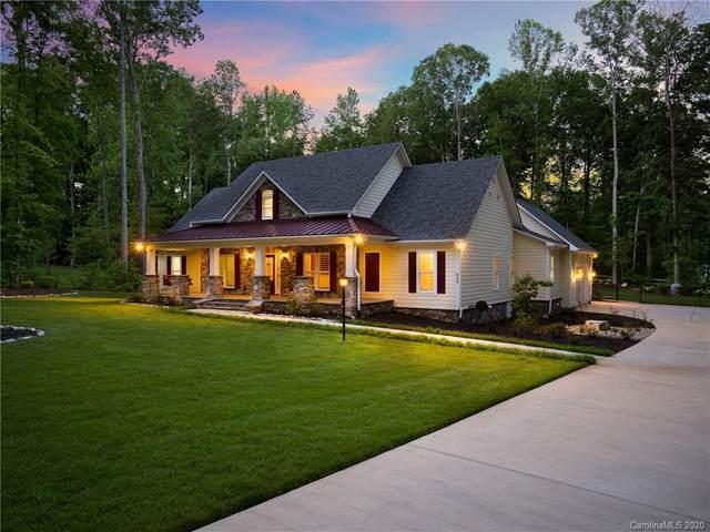 280 Worthington Drive, Mt Ulla, NC 28125 (#3628697) :: Charlotte Home Experts