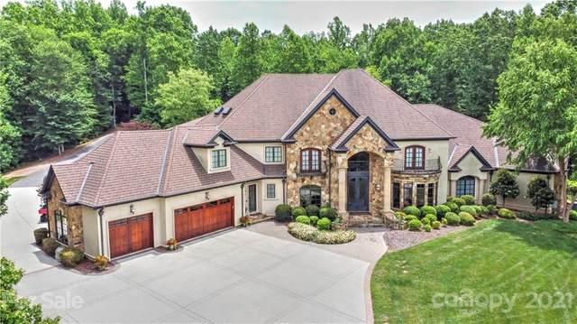 8451 Ridgewood Road, Sherrills Ford, NC 28673 (#3628933) :: LePage Johnson Realty Group, LLC
