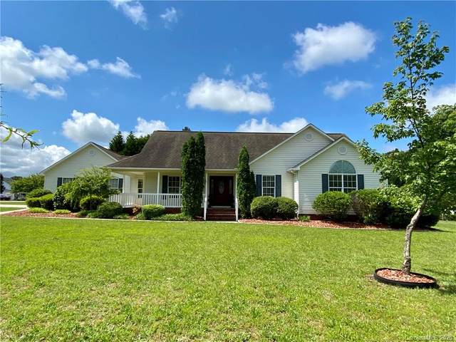 1135 Forest Oaks Drive, Salisbury, NC 28146 (#3628979) :: Stephen Cooley Real Estate Group