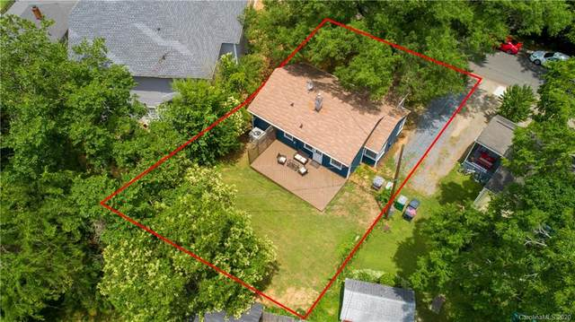 717 Spruce Street, Charlotte, NC 28203 (#3629050) :: Carlyle Properties