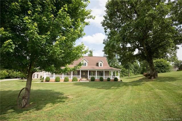 620 Stable Brook Lane, Taylorsville, NC 28681 (#3629436) :: Robert Greene Real Estate, Inc.