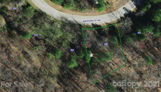 513 Aberdeen Street NW, Conover, NC 28613 (#3629626) :: Stephen Cooley Real Estate Group