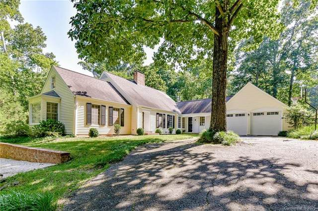 2823 Colony Road, Charlotte, NC 28211 (#3630110) :: Stephen Cooley Real Estate Group