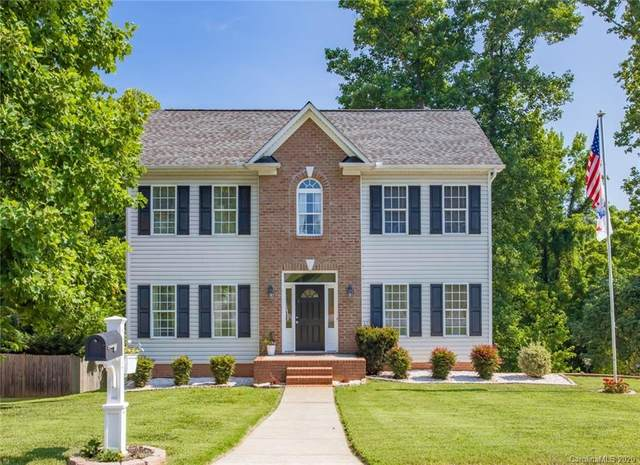 7425 Cortney Glen Lane, Lewisville, NC 27023 (#3630488) :: MartinGroup Properties