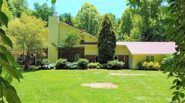 45 Sanctuary Drive, Waynesville, NC 28786 (#3630713) :: Premier Realty NC