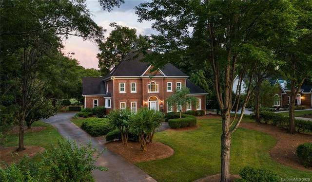 5817 Providence Country Club Drive, Charlotte, NC 28277 (#3630772) :: High Performance Real Estate Advisors