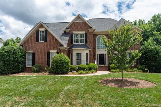 15906 Stonemont Road, Huntersville, NC 28078 (#3631310) :: Rinehart Realty