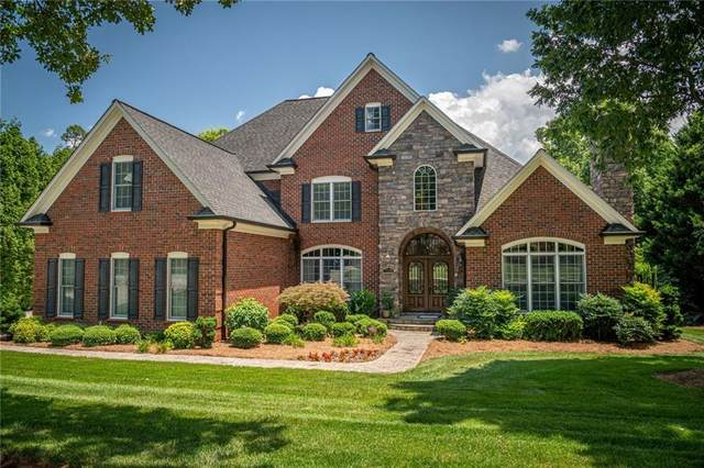3728 Glenn Oaks Drive, Maiden, NC 28650 (#3631502) :: Stephen Cooley Real Estate Group