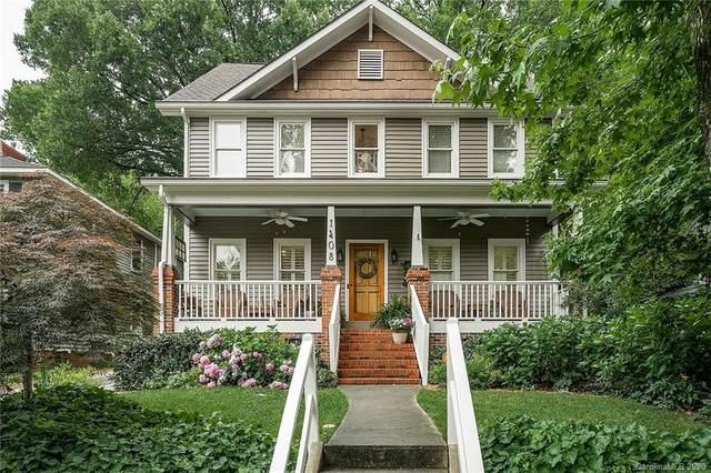 1408 Pecan Avenue, Charlotte, NC 28205 (#3631568) :: Carlyle Properties