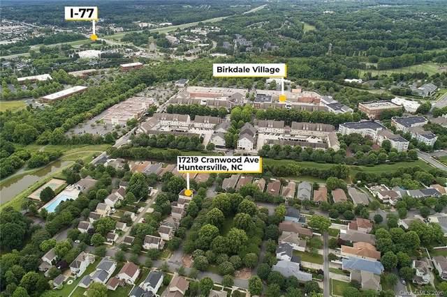 17219 Cranwood Avenue, Huntersville, NC 28078 (#3631877) :: Rinehart Realty