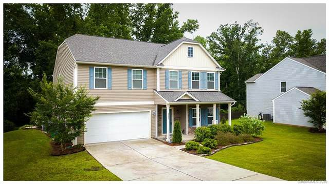 6501 Brookgreen Terrace, Matthews, NC 28104 (#3631974) :: MOVE Asheville Realty