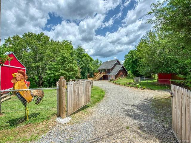 920 Hall Top Road, Waynesville, NC 28786 (#3632365) :: Carlyle Properties