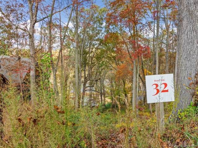 25 Tulip Poplar Trail #32, Asheville, NC 28804 (#3632833) :: Keller Williams South Park