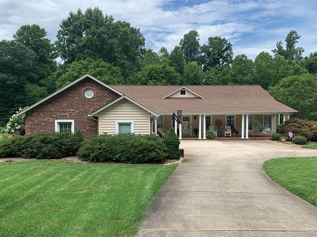 3801 Lyle Creek Avenue NE, Conover, NC 28613 (#3633007) :: MartinGroup Properties