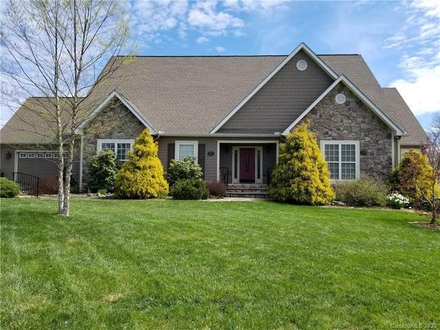60 Mountain Shadows Drive, Leicester, NC 28748 (#3633038) :: High Performance Real Estate Advisors