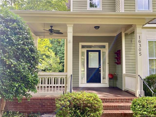16305 Kelly Park Circle, Huntersville, NC 28078 (#3633151) :: High Performance Real Estate Advisors