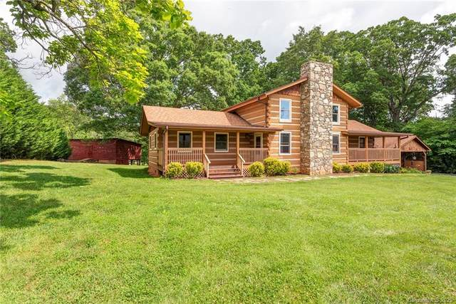 46 Piney Mountain Church Road, Candler, NC 28715 (#3633491) :: Caulder Realty and Land Co.