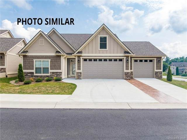 91 Burlington Lane #91, Fletcher, NC 28732 (#3633502) :: Rinehart Realty