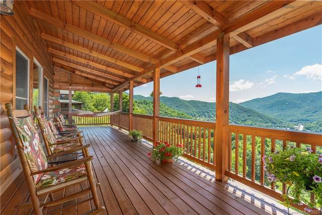 385 Cub Trail, Maggie Valley, NC 28751 (#3634591) :: Homes Charlotte