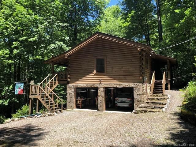3365 Big Laurel Road, Waynesville, NC 28785 (#3634659) :: Mossy Oak Properties Land and Luxury