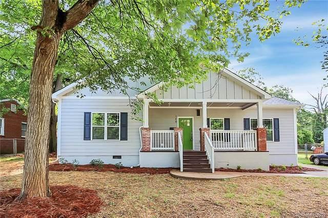 148 N Smallwood Place, Charlotte, NC 28216 (#3634889) :: LePage Johnson Realty Group, LLC