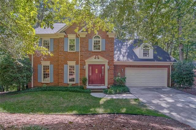 104 Foxfield Lane, Matthews, NC 28105 (#3635003) :: Robert Greene Real Estate, Inc.