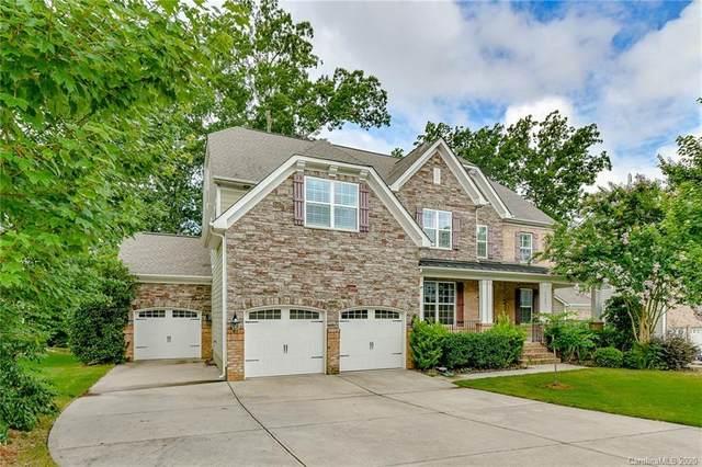 3904 Litchfield Drive, Waxhaw, NC 28173 (#3635011) :: Puma & Associates Realty Inc.