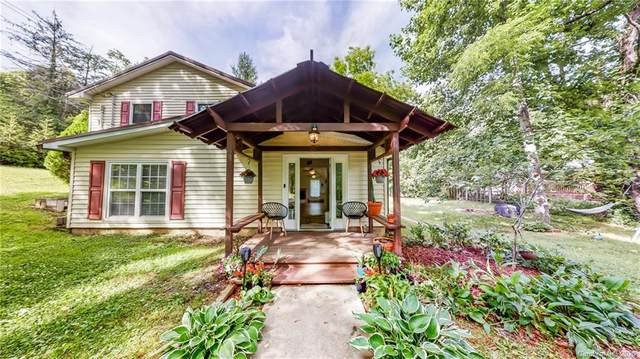 449 New Haw Creek Road, Asheville, NC 28805 (#3635747) :: Rinehart Realty